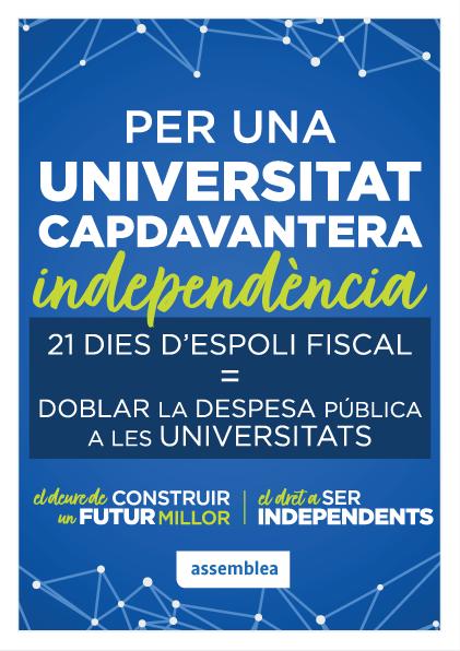 Universitat Capdavantera